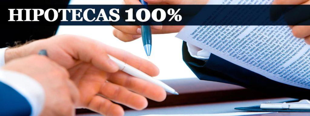 Noticias sobre la hipoteca 100, Noticias sobre la hipoteca 100, Hipotecas 100