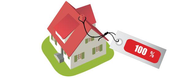 Financiar el 100 de la vivienda, Financiar el 100 de la vivienda, Hipotecas 100